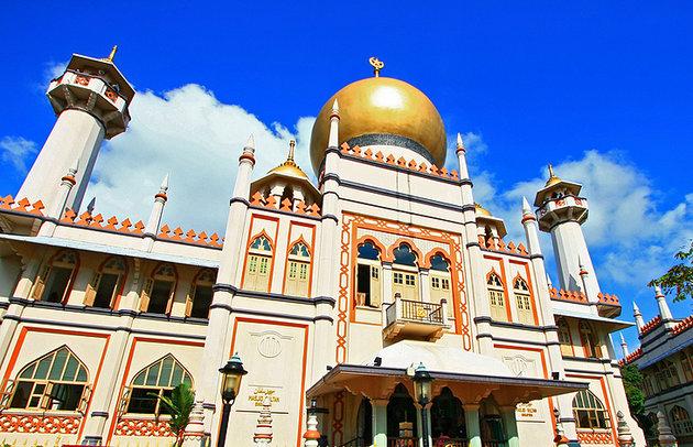 عکس از مناطق دیدنی سنگاپور