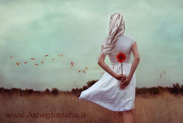 اس ام اس غمگین و تنهایی