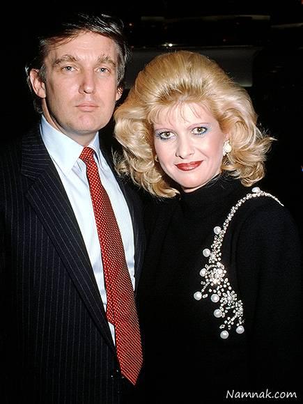 همسر اول دونالد ترامپ