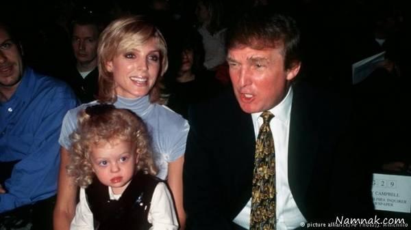 همسر دوم دونالد ترامپ