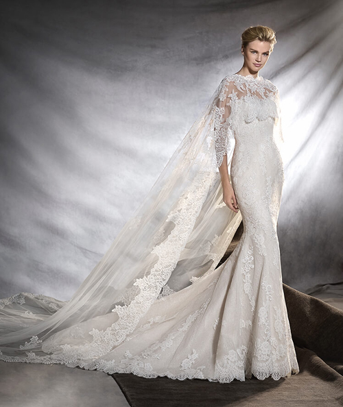 مدل های زیبا لباس عروس 2017