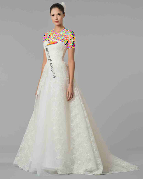 گالری مدل لباس عروس شیک مخصوص عروس خانم های مشکل پسند