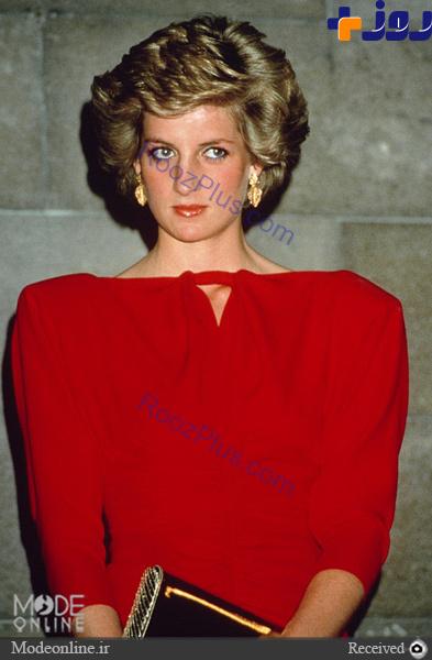 خوش پوش ترین زنان قرن:پرنسس دایانا