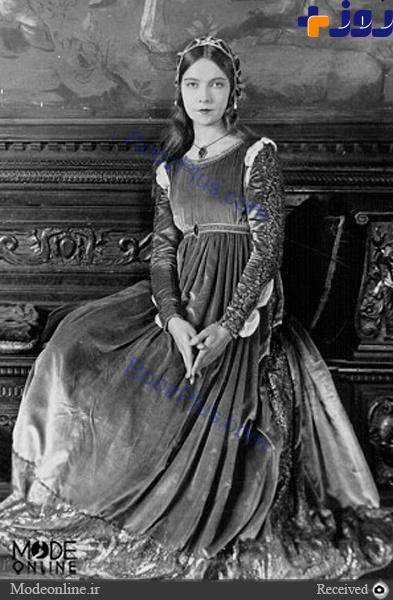 خوش پوش ترین زنان قرن:لیلین گیش