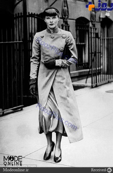 خوش پوش ترین زنان قرن:کاترین هپبورن