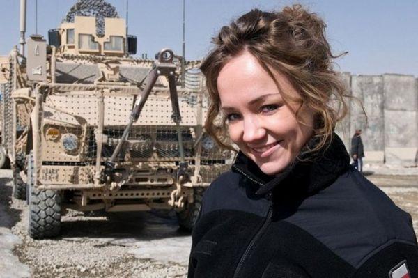 دختران و زنان زیبای ارتشی لهستان