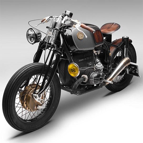 عکس های موتور سیکلت فوق العاده زیبا و خاص شرکت BMW