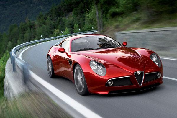 زیباترین ماشین های جهان