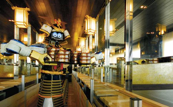 رستوران هاجیمی، بانکوک – تایلند