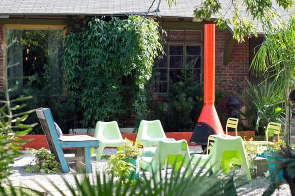 ایده های دکوراسیونی مدرن برای حیاط خانه