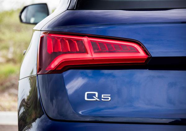 آئودی Q5؛ قدرت بیشتر، راحتی بیشتر