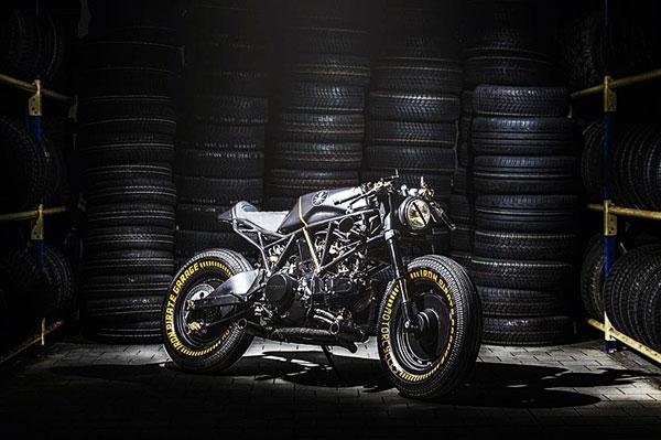 موتورسیکلت ایتالیایی