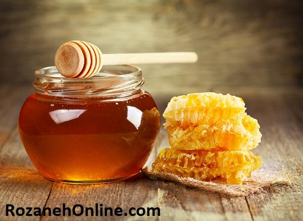 عسل یک غذای کامل و پر از خاصیت