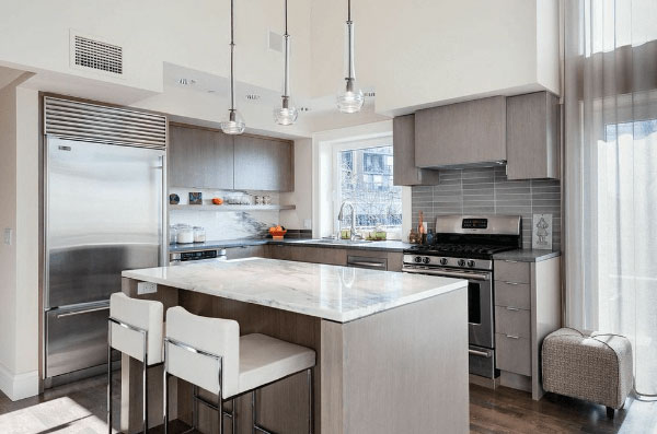 ایده های خلاقانه برای ترکیب رنگ ها در دکوراسیون آشپزخانه