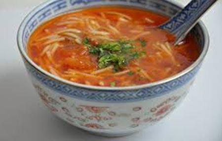 آموزش درست کردن سوپ دل و جگر با ماکارونی – خوشمزه است