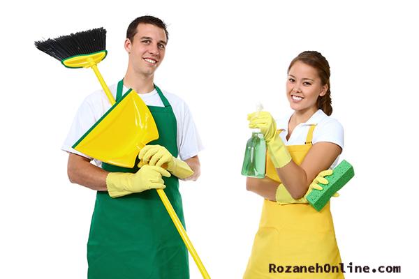 تلخ کردن نوروز با بی دقتی در خانه تکانی
