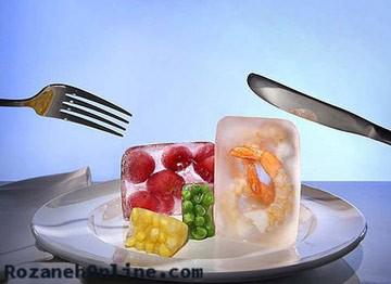 خوراکی های ضروری برای مسافرت