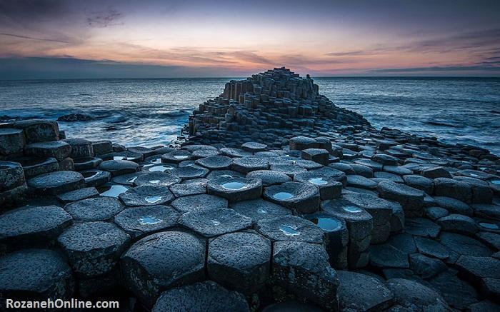 گذرگاه ساحلی جاینت، ایرلند شمالی
