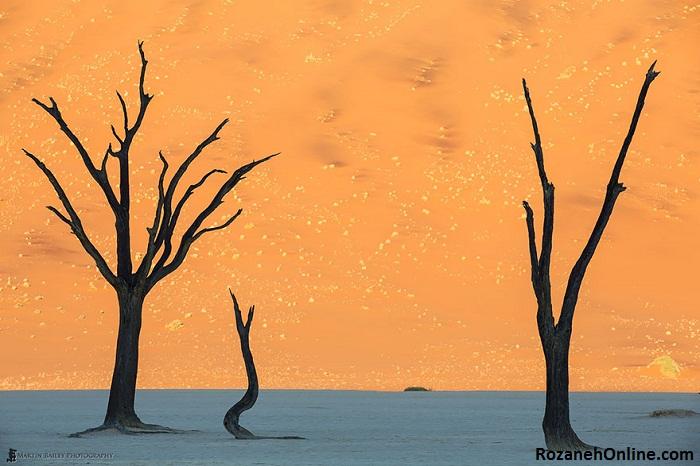 صحرای نامیب، نامیبیا