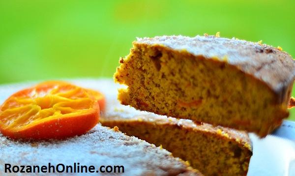 طرز تهیه کیک کلمانتین با میوه