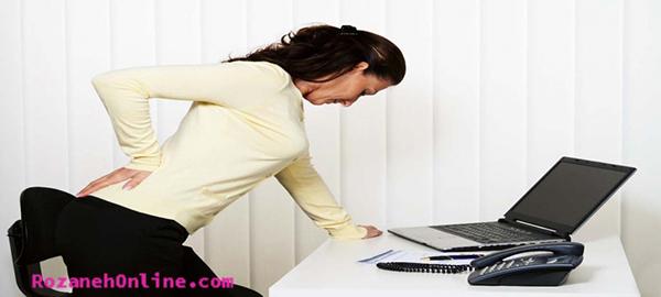 ضرر خانه تکانی برای افراد دچار کمر درد