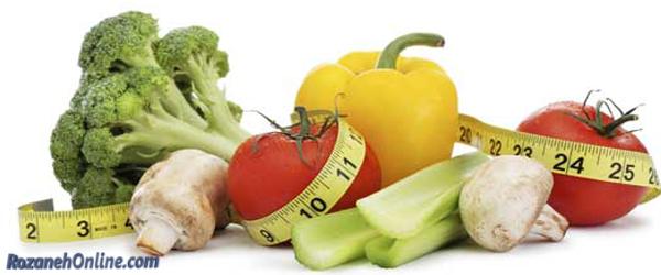 نگران اضافه وزن خود، در نوروز هستید؟