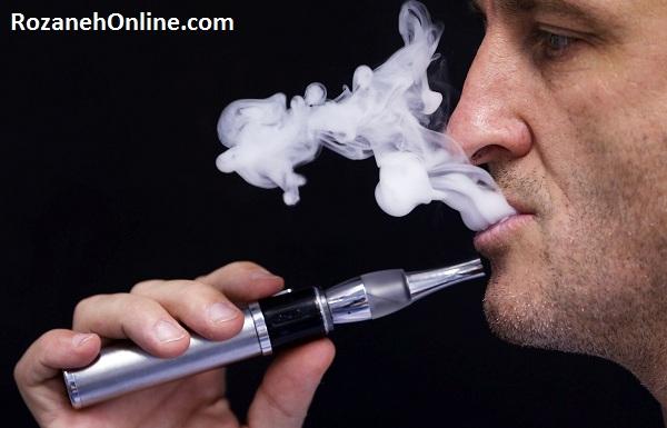 عوارض سیگار الکترونیکی برای بدن انسان