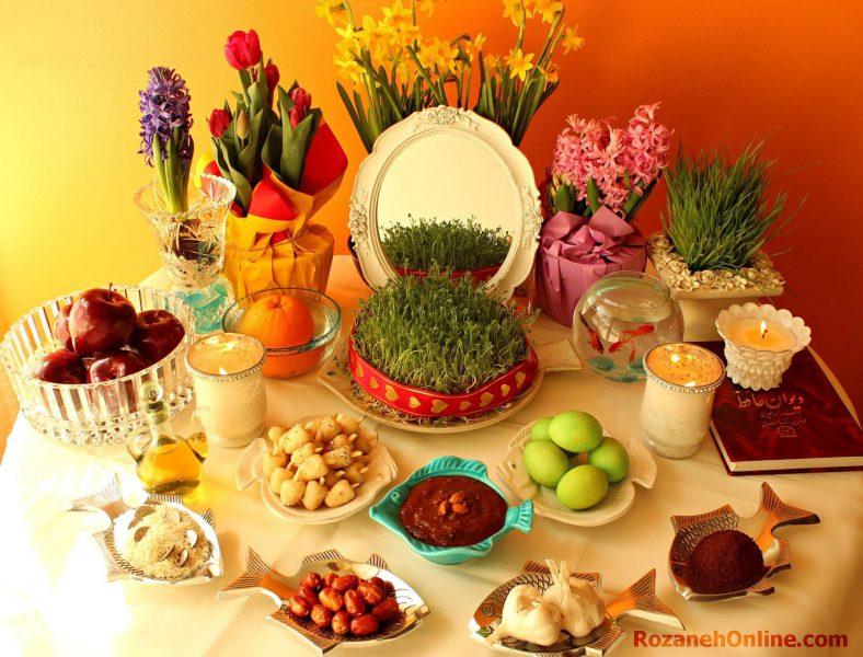 علت تغییر از هفت شین به هفت سین در عید باستانی ایران