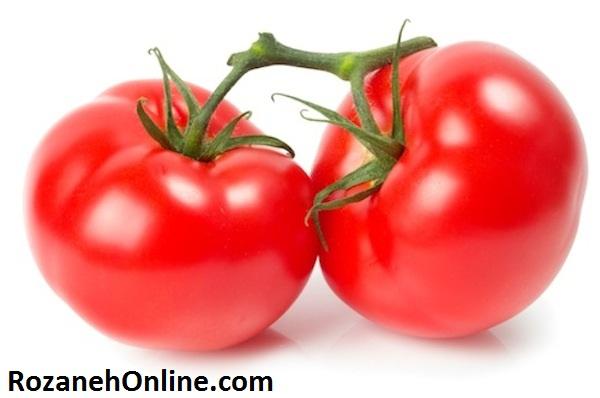 گوجه فرنگی چه خاصیت درمانی دارد