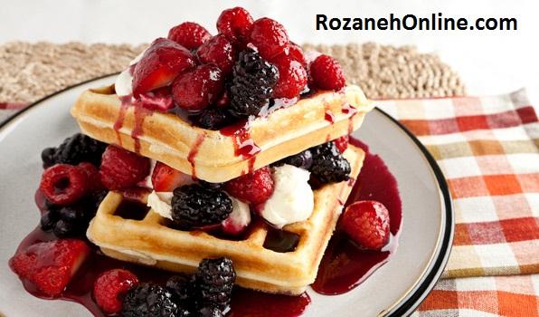 صبحانه جدید و مفید