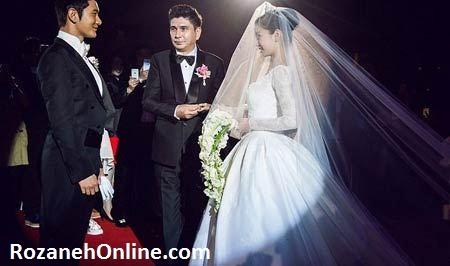کم کردن استرس در مراسم عروسی