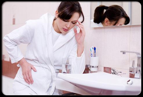 چگونه تهوع دوران بارداری را درمان کنیم؟