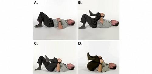 کاهش کمردرد با تمرینات ورزشی ساده
