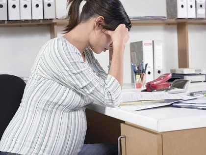 تاثیر استرس دوران بارداری بر روی جنین
