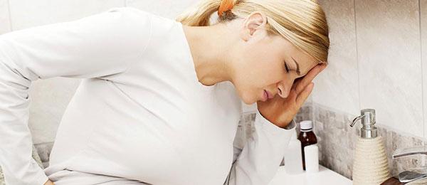 داشتن یک بارداری سالم با داشتن حالت تهوع
