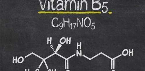 کاربردهای درمانی ویتامین B۵