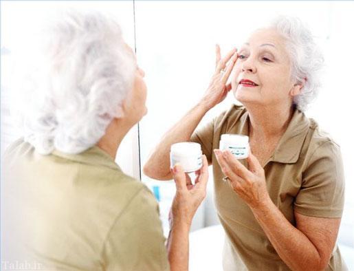 زنان بعد از افزایش سن چه تغییرات جسمی میکنند