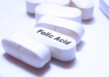 ارتباط اسید فولیک با وزن جنین