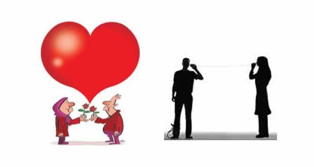 چگونه مشکل ارتباطی بین همسران را حل کنیم؟