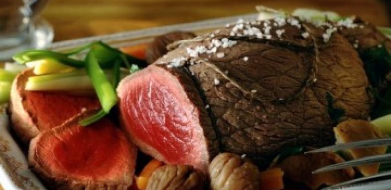 تولید گوشت گاو با امگا 3