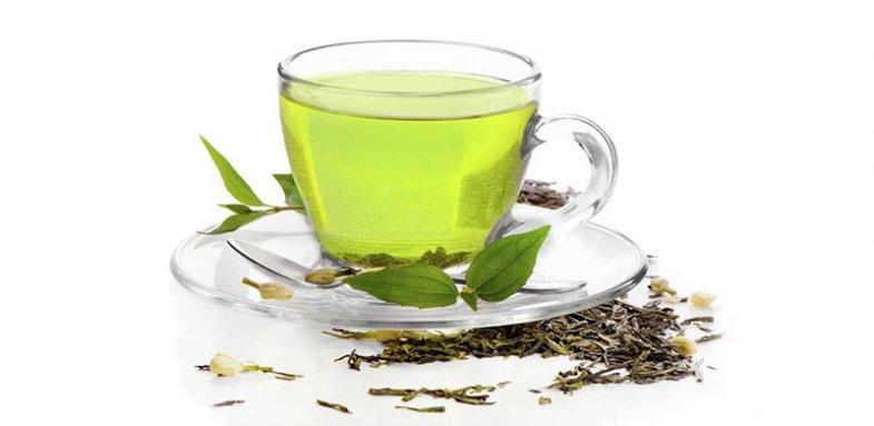 معجزه مصرف چای سبز با سیب