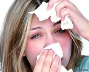آلرژی باعث ایجاد التهاب پوست بینی