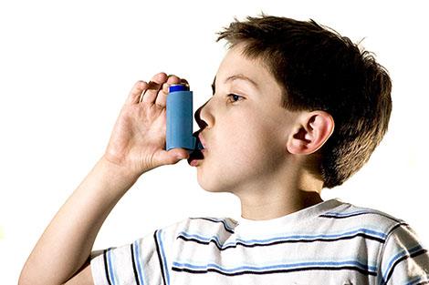 تاثیر آلرژی غذایی بر مبتلا شدن کودکان به آسم
