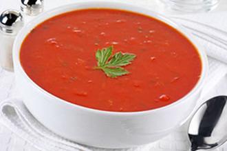 طرز تهیه سوپ فلفل غذایی کم کالری