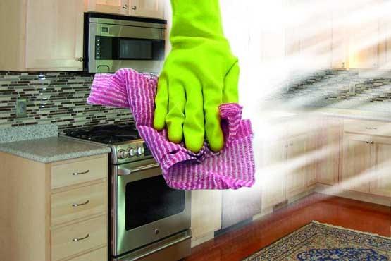 مبتلا شدن به آلرژی با وسواس نسبت به تمیزی