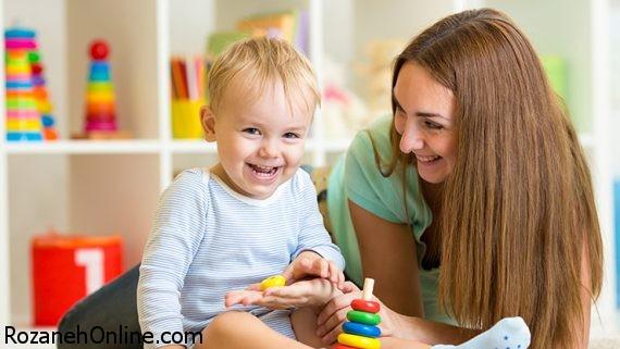 نقش پرستار در رشد کودک