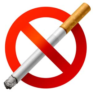 ارتباط بین زمان سیگار کشیدن با سرطان ریه