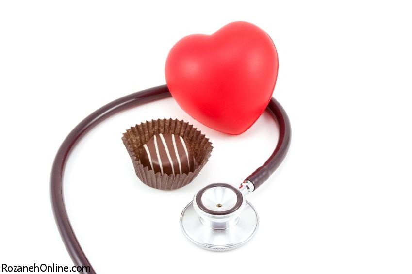 زندگی سالم با مصرف شکلات