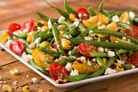 طرز تهیه سالاد حبوبات غذایی کم کالری