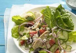 دستور پخت متفاوت مرغ یونانی با سبزیجات